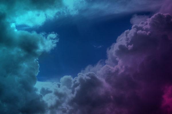 Cloud Connection St. Moritz Background