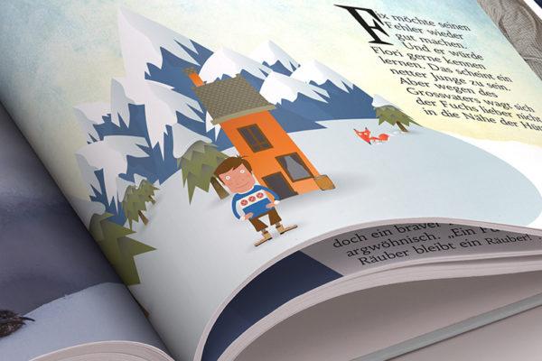 Fix & Flori Kinderbuch