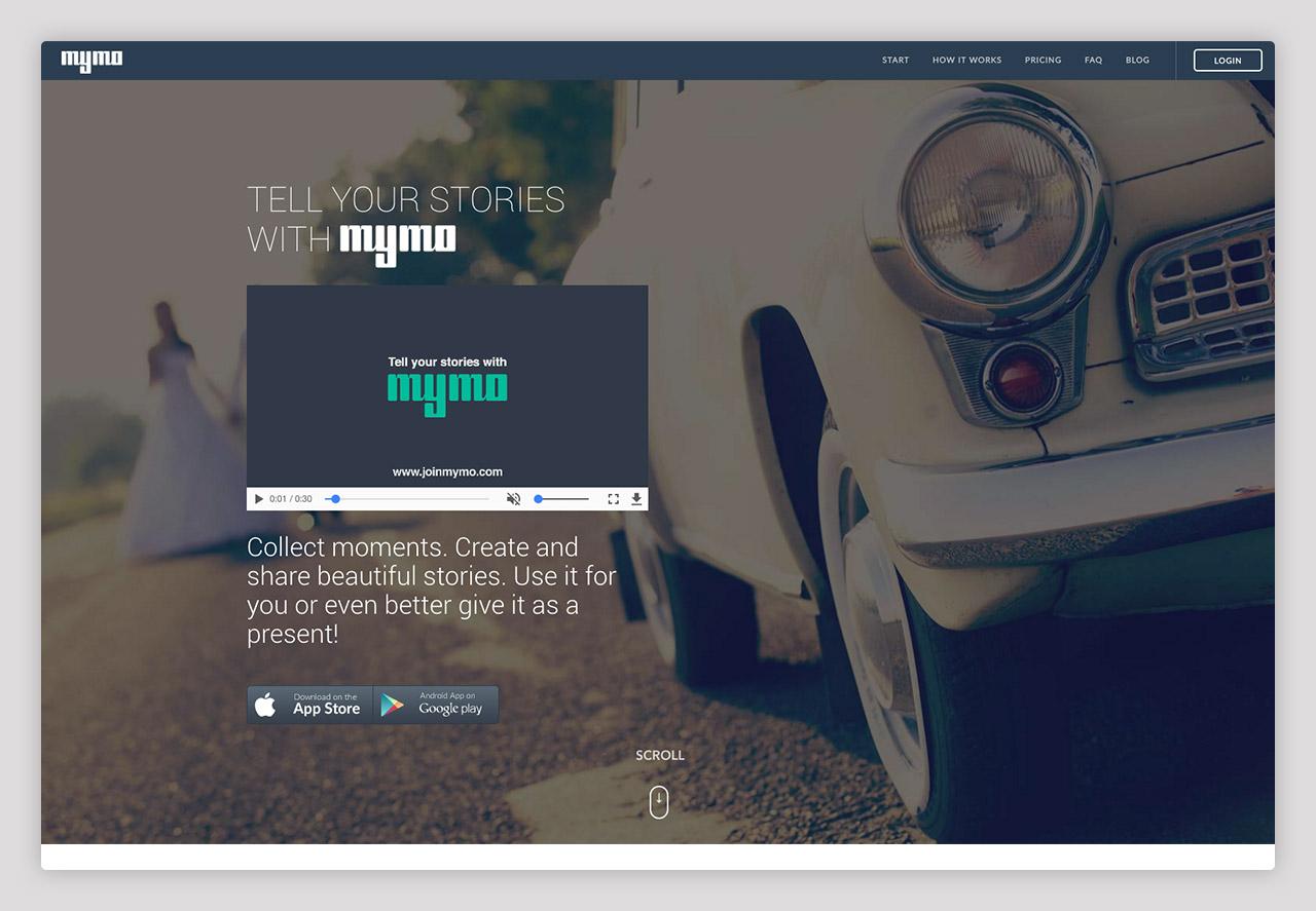 MyMo Web
