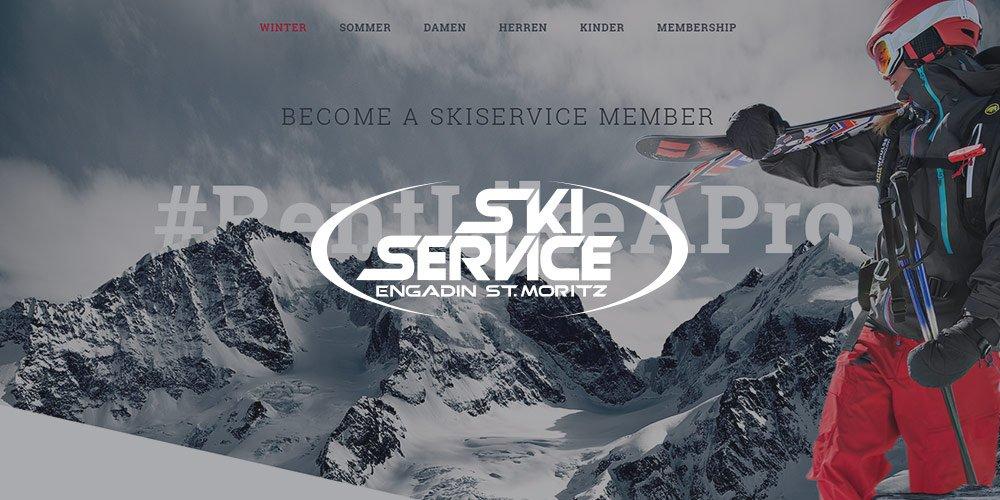 Rent Skiservice Corvatsch