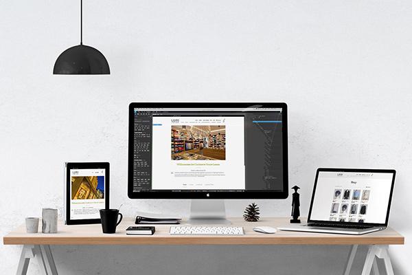 Design Terminal Webdesign