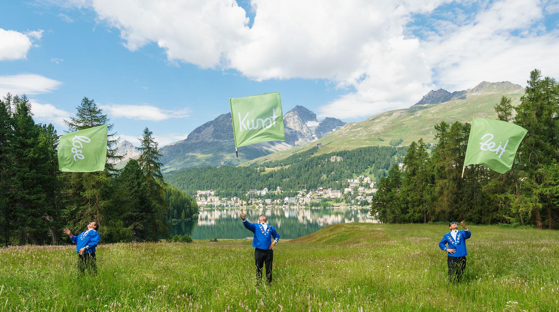 Stolzer Partner von «St. Moritz macht Un Sinn»